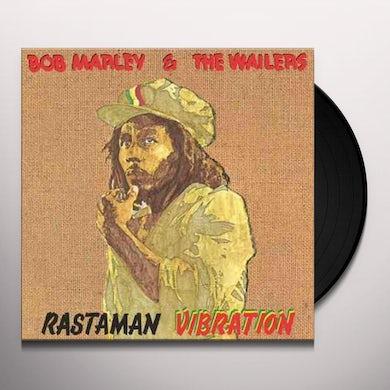 Bob Marley Rastaman Vibration (LP) Vinyl Record