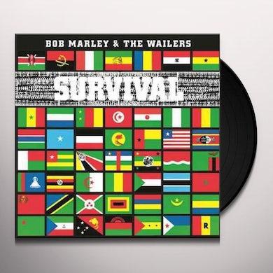 Bob Marley Survival (LP) Vinyl Record