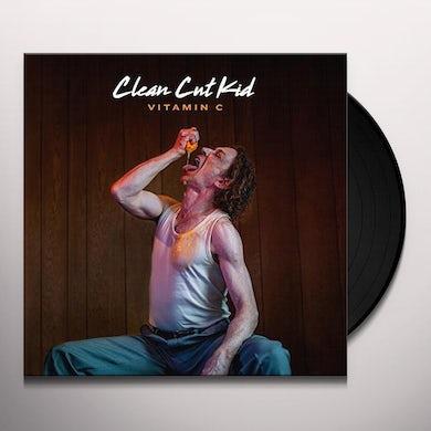 CLEAN CUT KID VITAMIN C Vinyl Record - UK Release