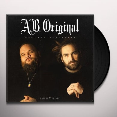 A.B. Original RECLAIM AUSTRALIA Vinyl Record