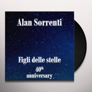 Alan Sorrenti FIGLI DELLE STELLE (40TH ANNIVERSARY) Vinyl Record