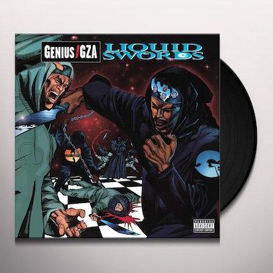 Liquid Swords (2 LP)(Marvel Reissue) Vinyl Record