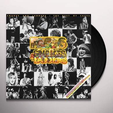 SNAKES & LADDERS: THE BEST OF FACES Vinyl Record