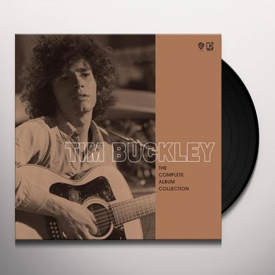 Tim Buckley Album Collection 1966-1972 Vinyl Record
