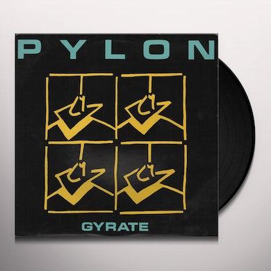 Gyrate Vinyl Record