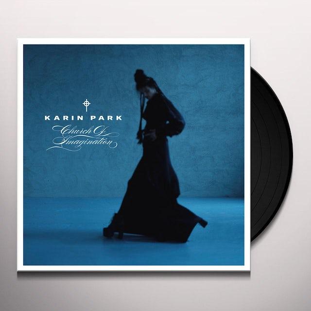 Karin Park CHURCH OF IMAGINATION Vinyl Record