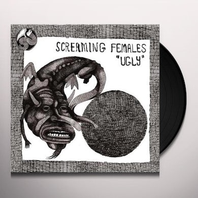 Screaming Females UGLY Vinyl Record