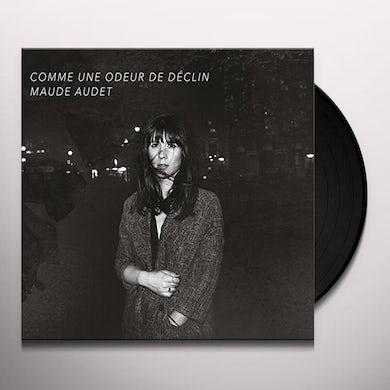 Maude Audet COMME UNE ODEUR DE DECLIN Vinyl Record