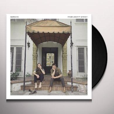 Mapache From Liberty Street First Edition Yellow Vinyl Lp Vinyl Record