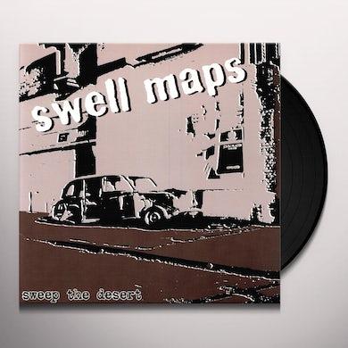 Swell Maps SWEEP THE DESERT Vinyl Record