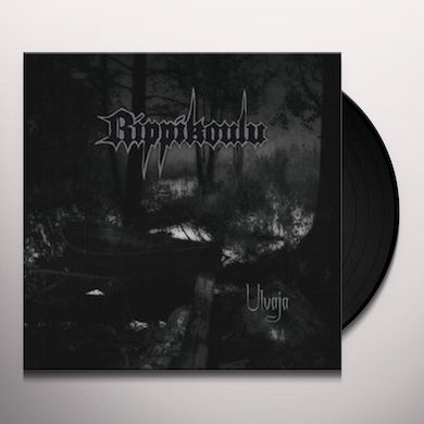 ULVAIA-LIMITED GREY Vinyl Record