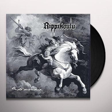 Rippikoula MUSTA SEREMONIA Vinyl Record
