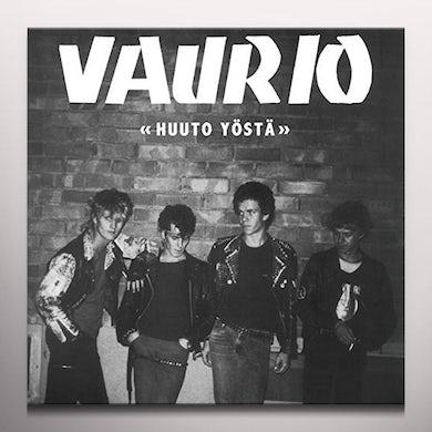 HUUTO YOESTAE / VARIOUS Vinyl Record