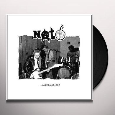 Nato KORJAA KAIKEN Vinyl Record