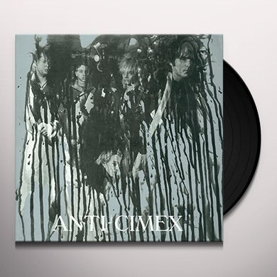 ANTI CIMEX 12 EP Vinyl Record