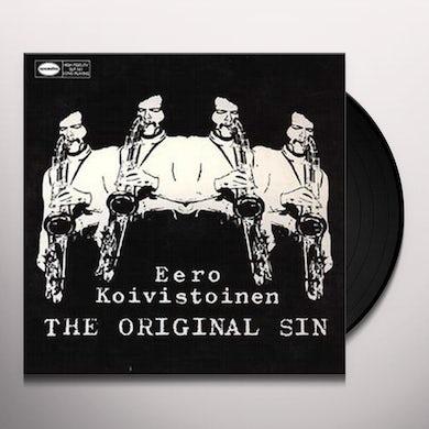 EERO KOIVISTOINEN ORIGINAL SIN Vinyl Record