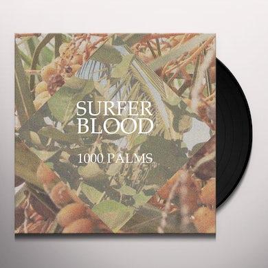 1000 PALMS Vinyl Record
