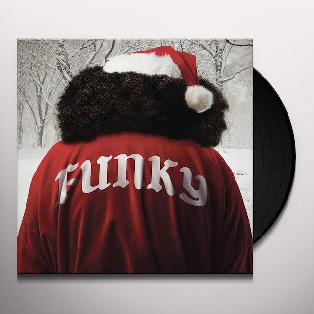 Aloe Blacc CHRISTMAS FUNK Vinyl Record