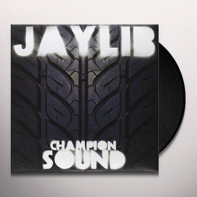 Jaylib CHAMPION SOUND Vinyl Record