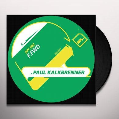 Paul Kalkbrenner F.FWD Vinyl Record