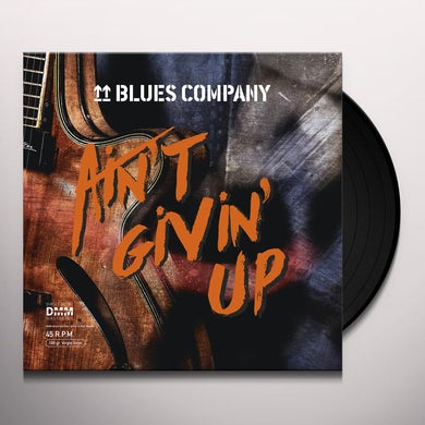 AIN'T GIVIN' UP Vinyl Record