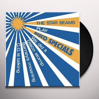 Star Beams PLAY DISCO SPECIALS Vinyl Record