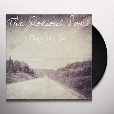 Glorious Sons SHAPELESS ART Vinyl Record