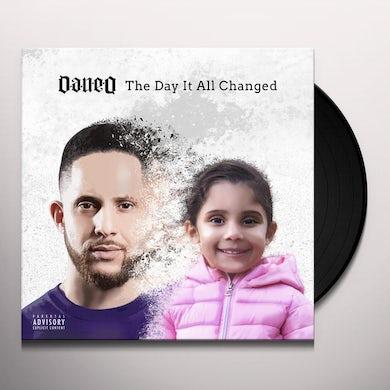 Dan-E-O DAY IT ALL CHANGED Vinyl Record