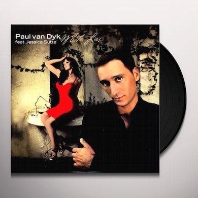Paul Van Dyk WHITE LIES Vinyl Record
