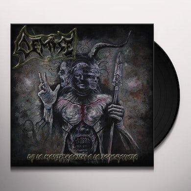 Demise DE LA MANIPULACION A LA IGNORANCIA Vinyl Record