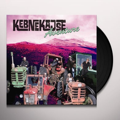 Kebnekajse AVENTURE Vinyl Record