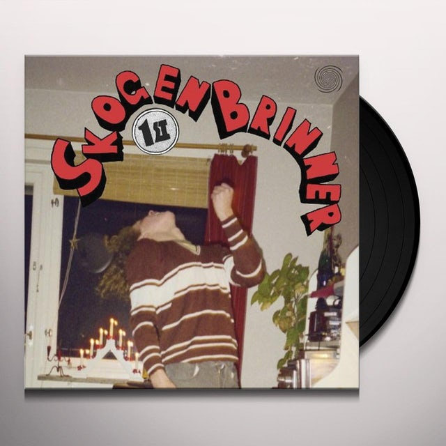 Skogen Brinner 1ST Vinyl Record