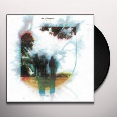 Wet Illustrated 1 X 1 X 1 Vinyl Record