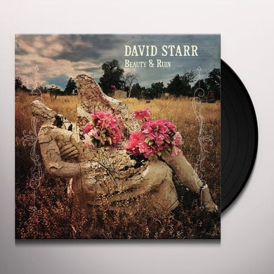 David Starr BEAUTY & RUIN Vinyl Record