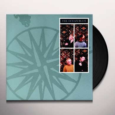 The Ocean Blue Vinyl Record