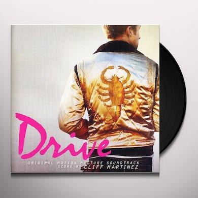 Drive Original Soundtrack Vinyl Record
