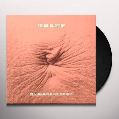 Merzbow / Gore Beyond Necropsy RECTAL ANARCHY Vinyl Record