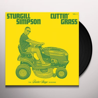 Cuttin' Grass Vinyl Record