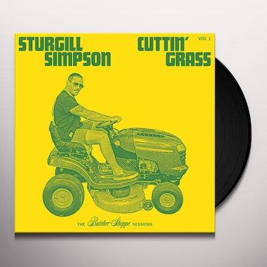 Sturgill Simpson Cuttin' Grass Vinyl Record