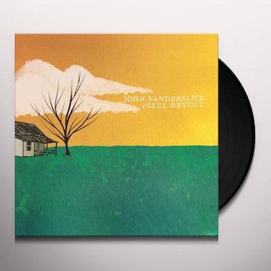 John Vanderslice PIXEL REVOLT Vinyl Record