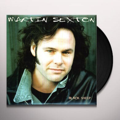 Martin Sexton BLACK SHEEP Vinyl Record