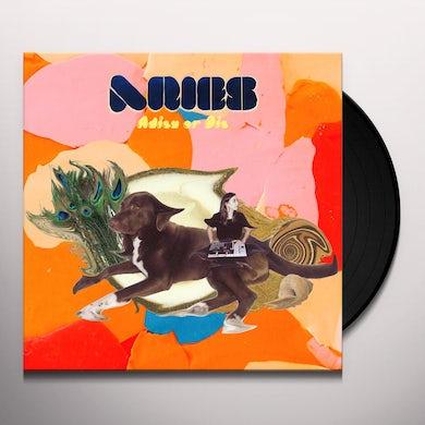 Aries ADIEU OR DIE Vinyl Record