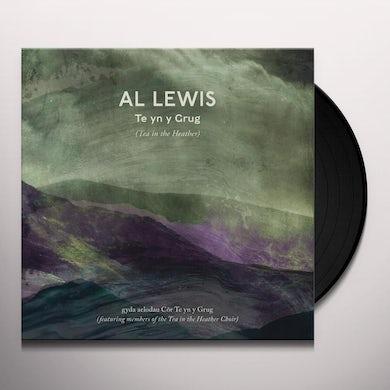 Al Lewis TE YN Y GRUG Vinyl Record