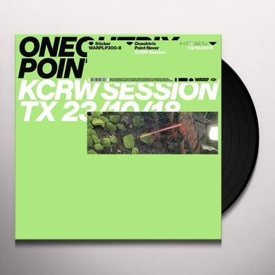 Oneohtrix Point Never KCRW SESSION Vinyl Record