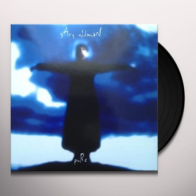 Gary Numan PURE: TOUR EDITION Vinyl Record