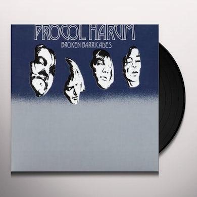 Procol Harum BROKEN BARRICADES Vinyl Record