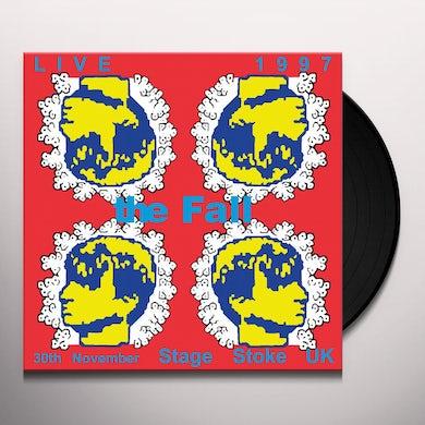 LIVE STAGE STOKE 3011/97 Vinyl Record