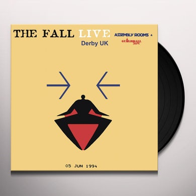 Fall ASSEMBLY ROOMS, DERBY, UK 5TH JUNE 1994 (2LP/140G) Vinyl Record