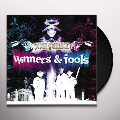 John Dahlbäck WINNERS & FOOLS Vinyl Record