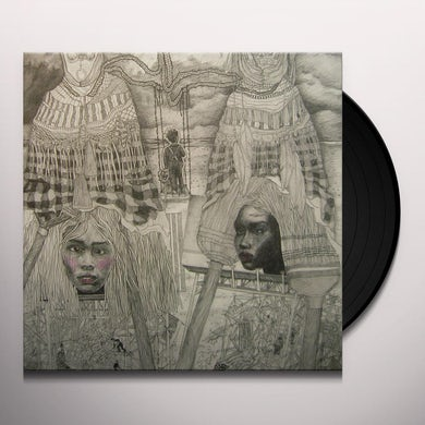 Tilly And The Wall DEFENDERS Vinyl Record